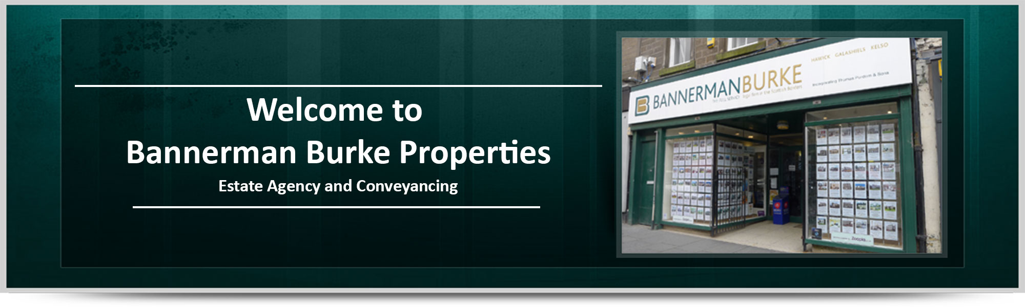 Welcome to Bannerman Burke Properties Ltd